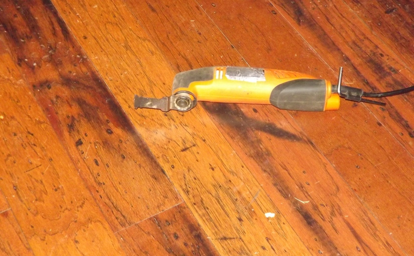 Subfloor Stress Saving Tools.
