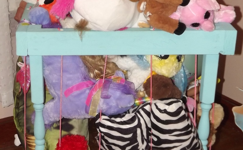 Stuffed Animal Control (Kindof)