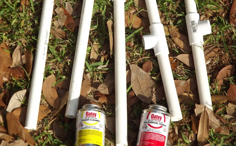 How to Glue/Cement PVCPipe