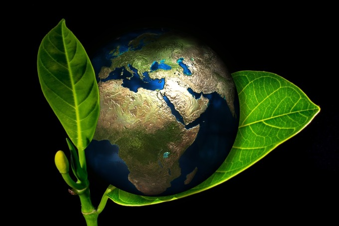 Today Is Earth Day2018!