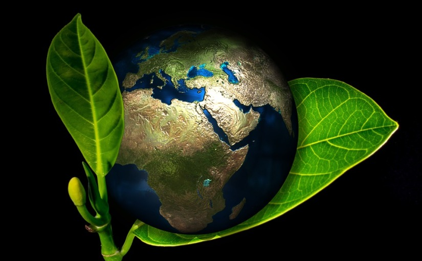 Today Is Earth Day 2018!