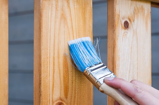 DIY Two-Ingredient Wood Stain